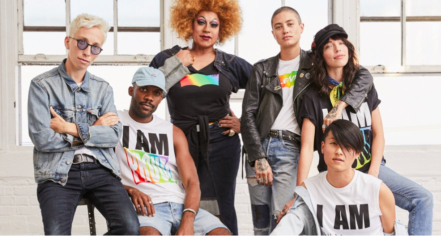 Levi's Pride Collection