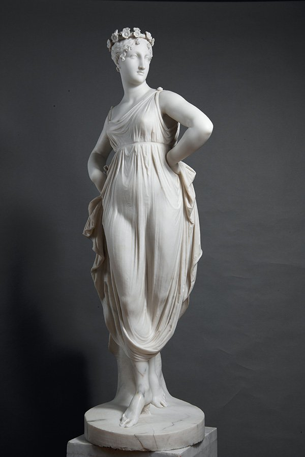 Antonio Canova, Dancer, 1805–12
