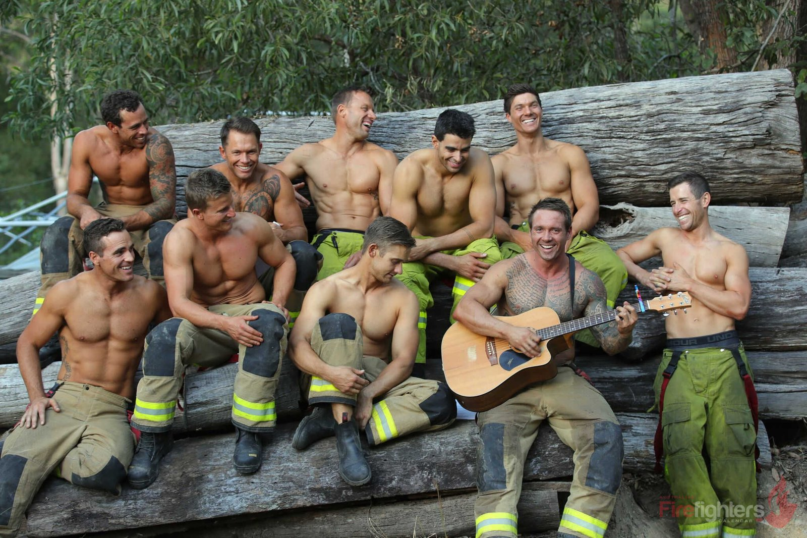 Australian Firefighters