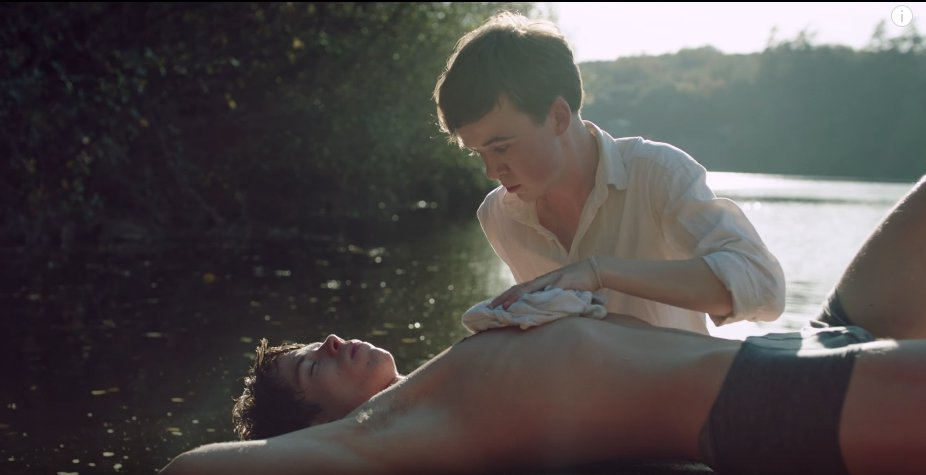 Still Departure Alex Lawther