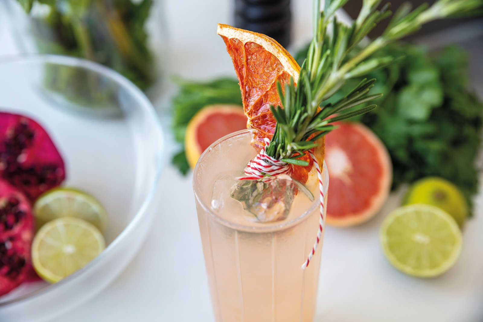 Quooker Mocktail Beautiful Stranger
