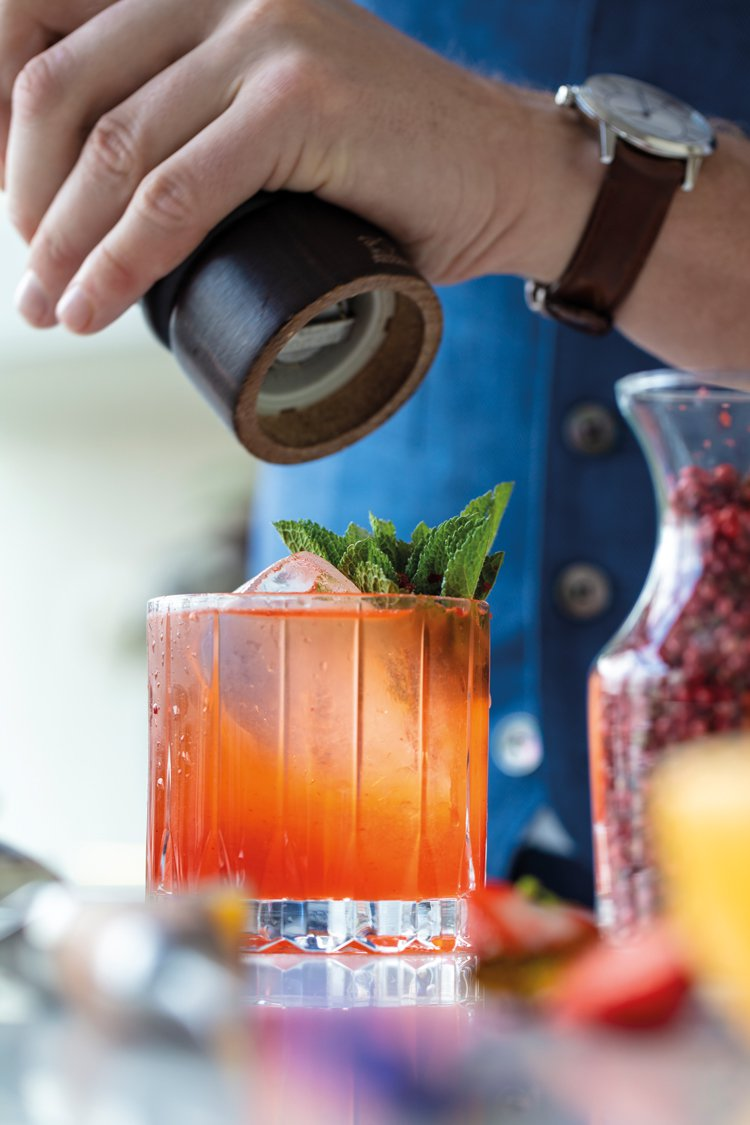 Quoocker Mocktail Love profusion