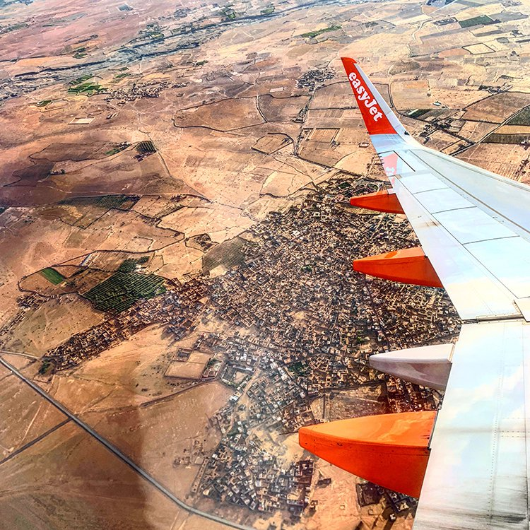 Travel Rome easyJet