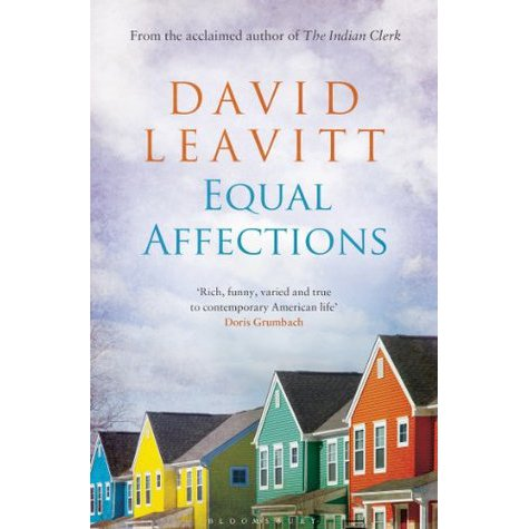 David Leavitt - Equal Affections