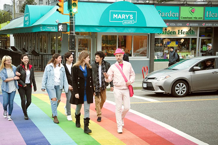 The Really Gay History Tour in Vancouver