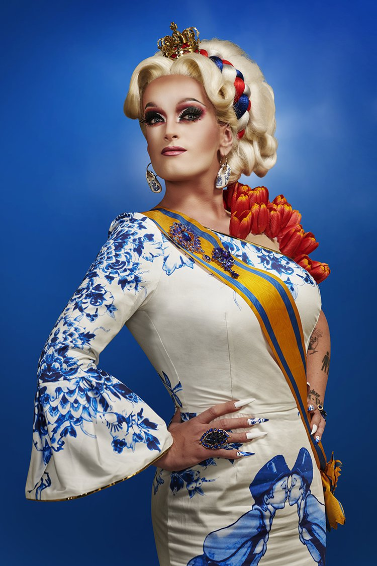 Patty PamPam Drag Race Holland
