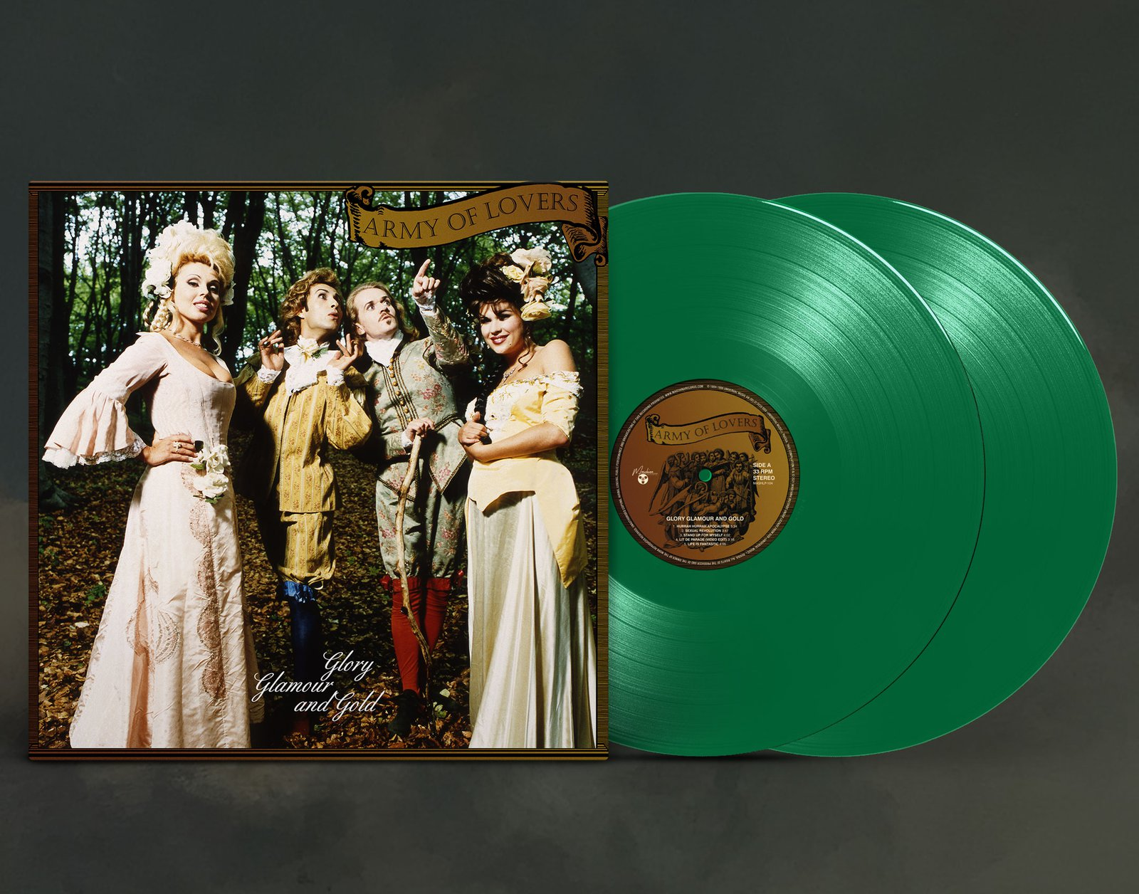 Army of Lovers Glory, Glamour & Gold
