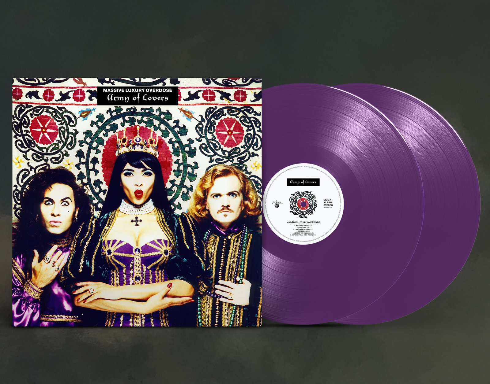 Army of Lovers Massive Luxury Overdose